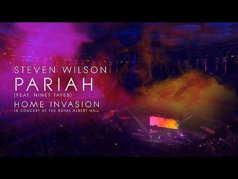 Video Steven Wilson - Pariah (from Home Invasion: In Concert at the Royal Albert Hall)