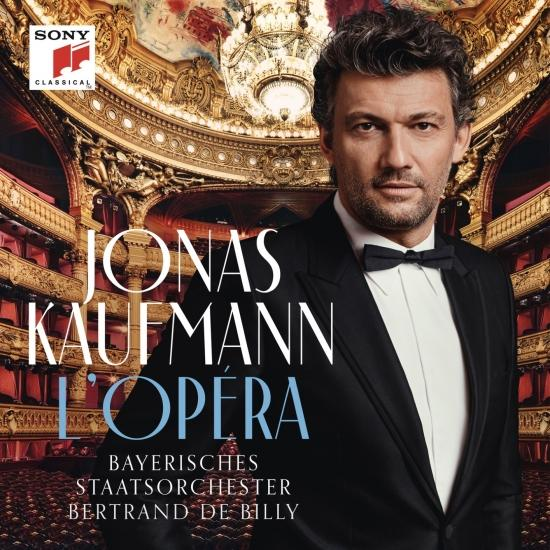 Cover L'Opéra