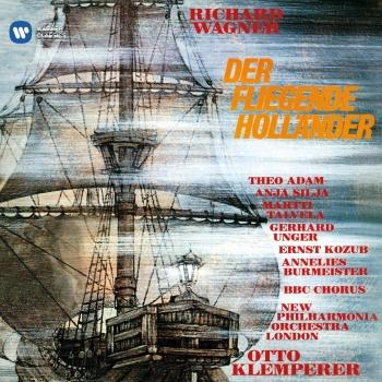 Cover Wagner: Der fliegende Holländer (Remastered)