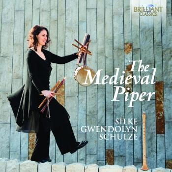 Cover The Medieval Piper