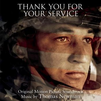 Cover Thank You for Your Service (Original Motion Picture Soundtrack)