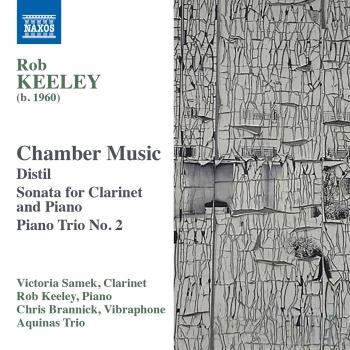 Cover Rob Keeley: Chamber Music