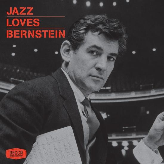 Cover Jazz Loves Bernstein