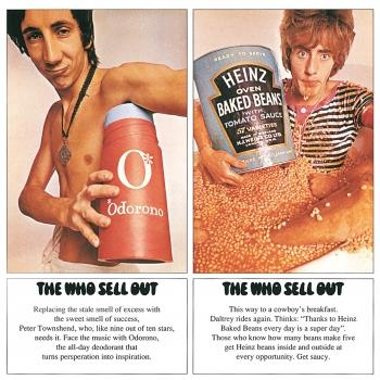Cover The Who Sell Out (Stereo Deluxe Version)