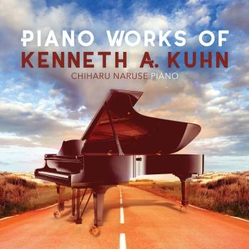 Cover Kenneth A. Kuhn: Piano Works