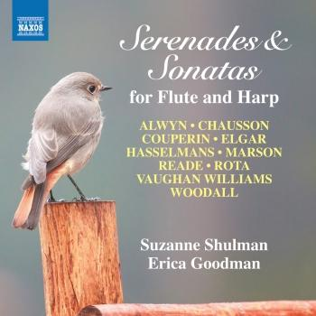 Cover Serenades & Sonatas for Flute and Harp