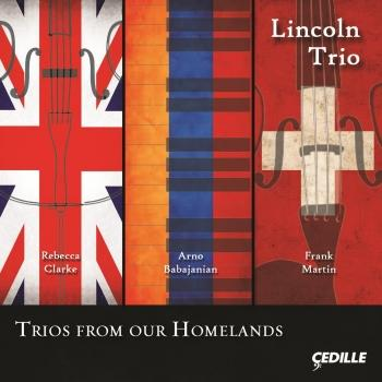 Cover Trios from Our Homelands