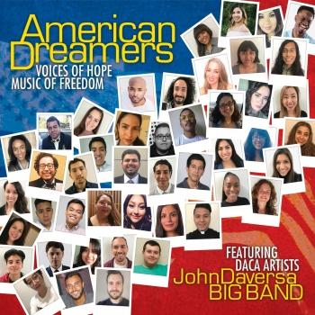 Cover American Dreamers: Voices of Hope, Music of Freedom