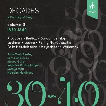 Cover Decades: A Century of Song, Vol. 3 (1830-1840)