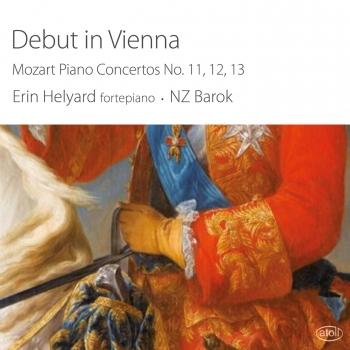 Cover Mozart: Debut in Vienna
