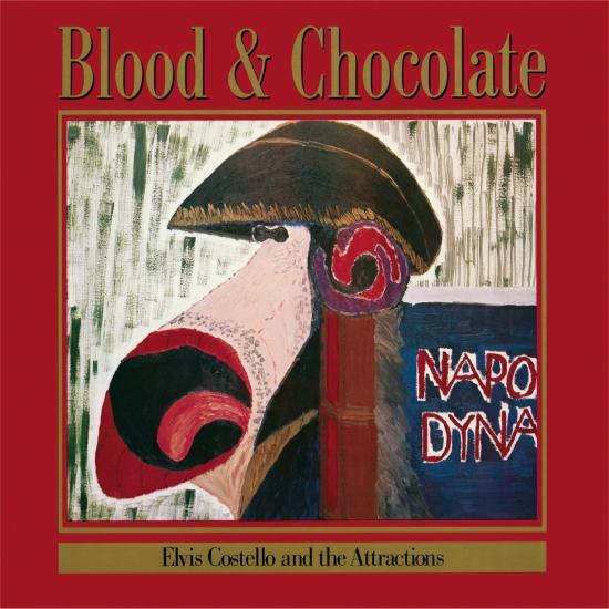 Cover Blood And Chocolate