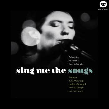Cover Sing Me the Songs