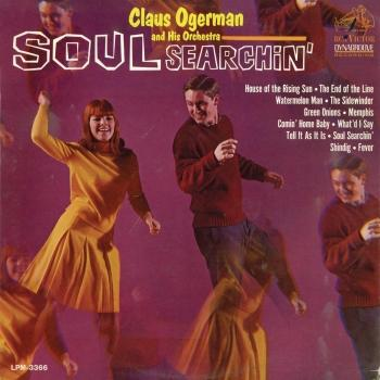 Cover Soul Searchin'