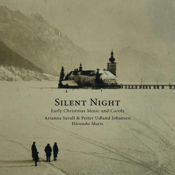 Cover Silent Night - Early Christmas Music and Carols