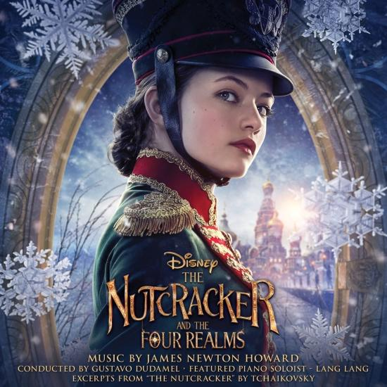 Cover The Nutcracker and the Four Realms (Original Motion Picture Soundtrack)
