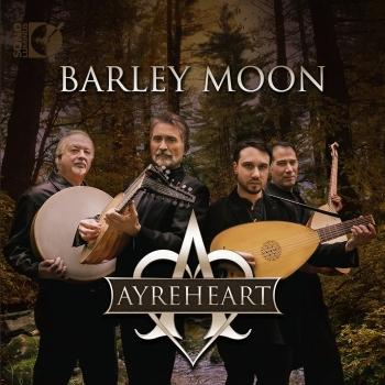 Cover Barley Moon