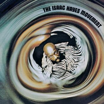 Cover The Isaac Hayes Movement (Remastered)