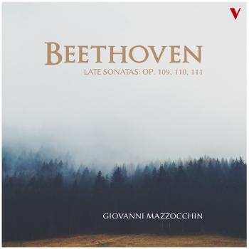 Cover Beethoven: Late Piano Sonatas, Opp. 109-111