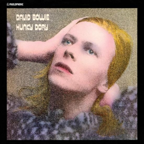 Cover Hunky Dory (Remastered)