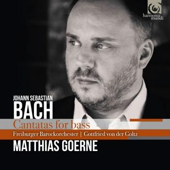 Cover Bach: Cantatas for Bass