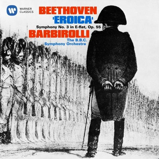 Cover Beethoven: Symphony No. 3, Op. 55, 'Eroica' (Remastered)