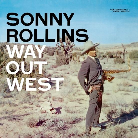 Cover Way Out West (Remastered Deluxe Edition)