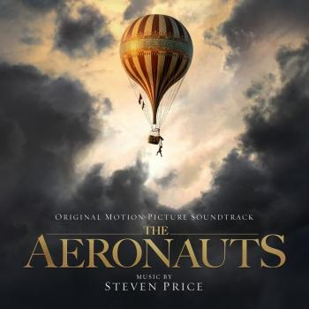 Cover The Aeronauts (Original Motion Picture Soundtrack)