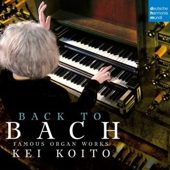 Cover Bach: Famous Organ Works