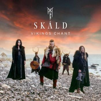 Cover Vikings Chant (Alfar Fagrahvél Edition)