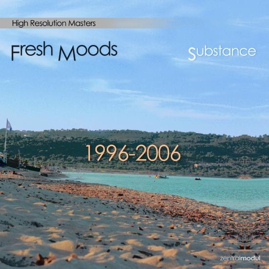 Cover Substance 1996-2006 (Remastered)