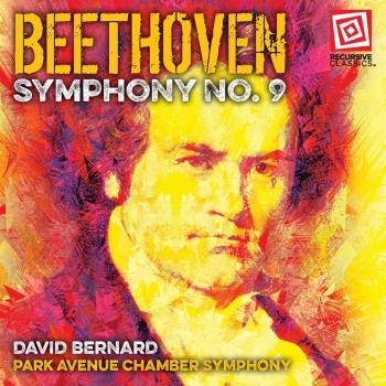 Cover Symphony No. 9 in D Minor, Op. 125 'Choral'