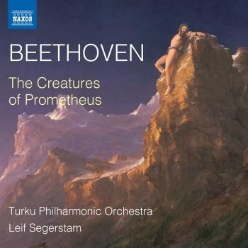 Cover Beethoven: The Creatures of Prometheus, Op. 43