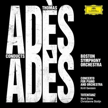 Cover Adès Conducts Adès