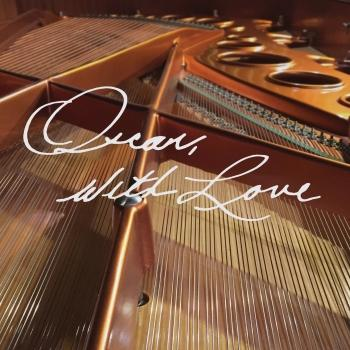 Cover Oscar, With Love: The Songs of Oscar Peterson