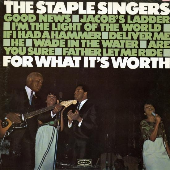 Cover For What It's Worth (Remastered)