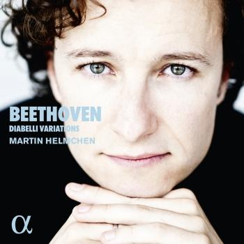 Cover Beethoven: Diabelli Variations, Op. 120