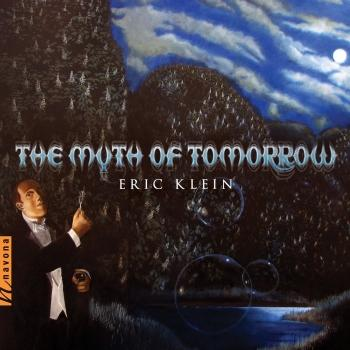 Cover Eric Klein: The Myth of Tomorrow