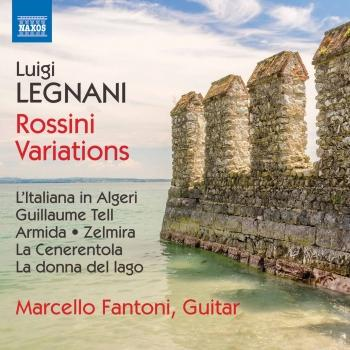 Cover Legnani: Rossini Variations