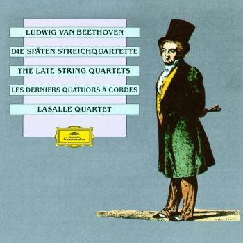 Cover Beethoven: Late Quartets