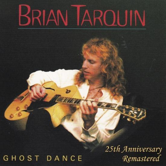 Cover Ghost Dance - 25th Anniversary (Remastered)