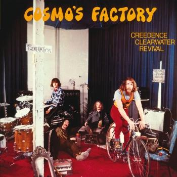 Cover Cosmo's Factory