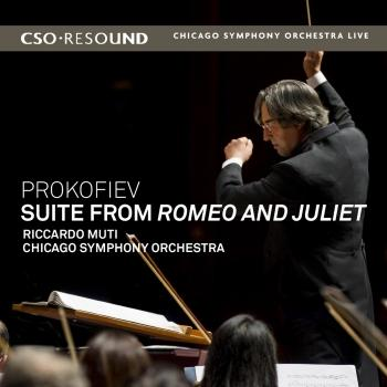Cover Prokofiev: Suite from Romeo & Juliet (Live)
