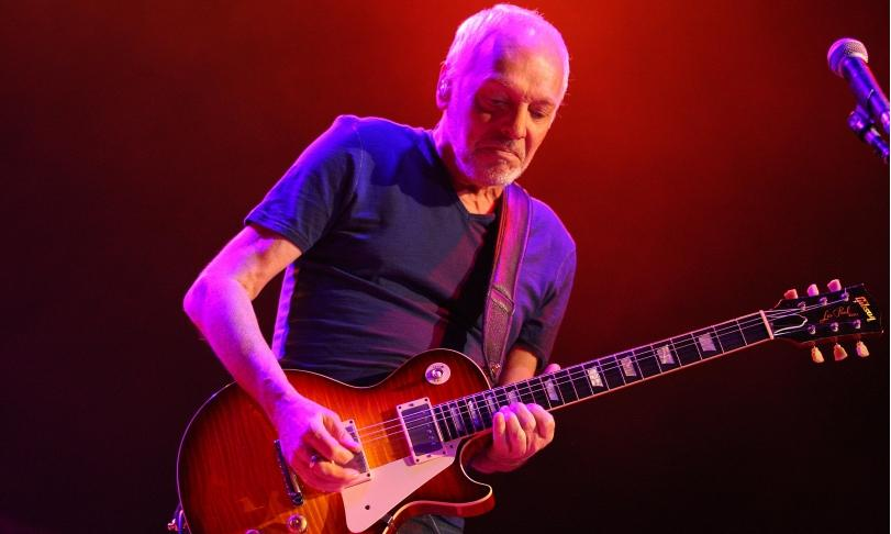 Review Peter Frampton – All Blues