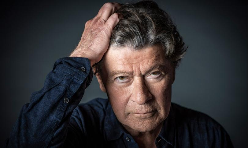 Review Robbie Robertson – Sinematic