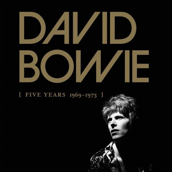 Cover Five Years (1969 - 1973)