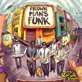 Cover Brown Man's Funk