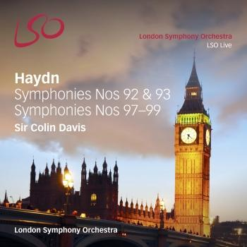 Cover Haydn: Symphonies Nos. 92, 93, 97-99