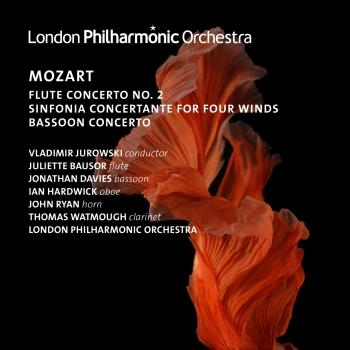 Cover Jurowski Conducts Mozart Wind Concertos