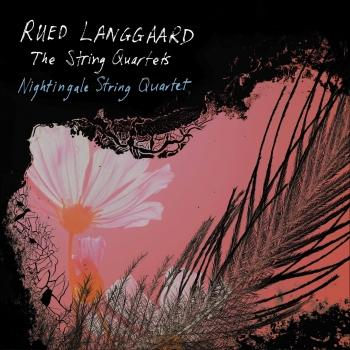 Cover Langgaard: Works for String Quartet