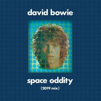 Cover Space Oddity (Tony Visconti 2019 Mix)